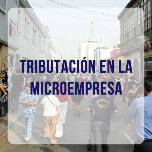 INKARIPERU | TRIBUTACION LA MICROEMPRESA