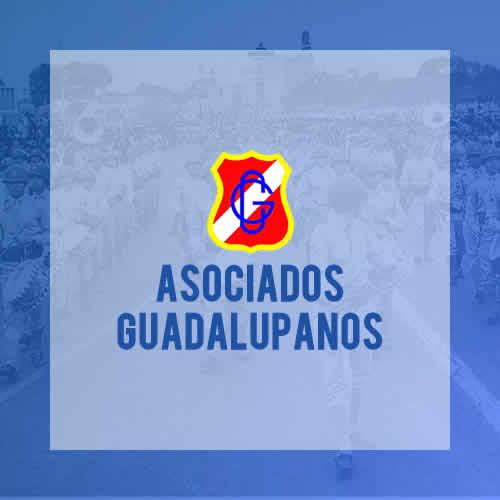 ASOCIADOS GUADALUPANOS   ASOCIACION GUADALUPANA