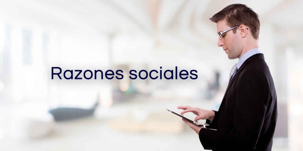 INKARIPERU | RAZONES SOCIALES