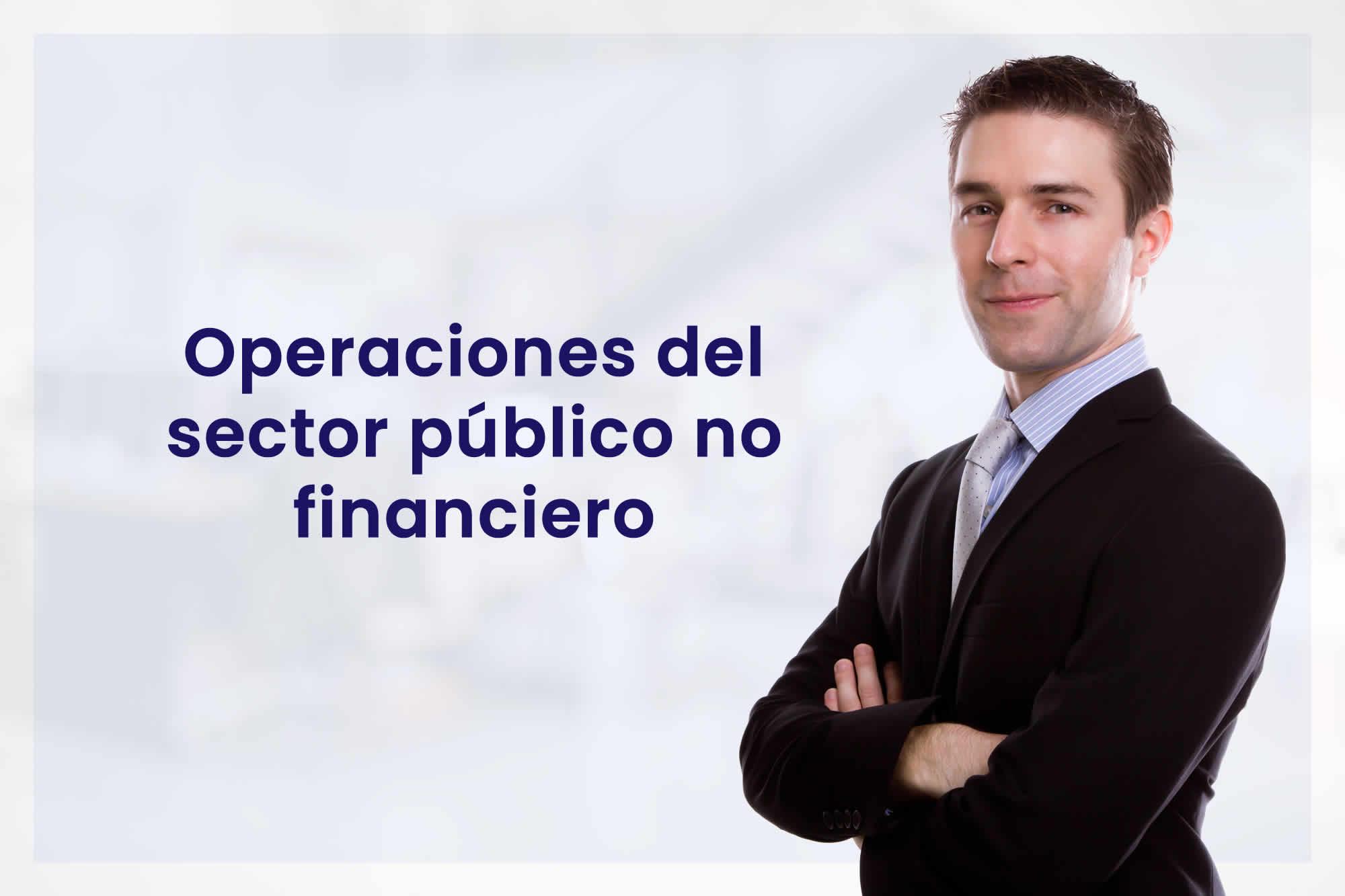 INKARIPERU | OPERACIONES DEL SECTOR PUBLICO NO FINANCIERO